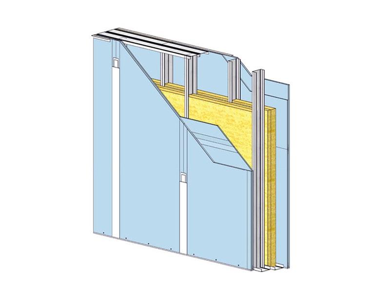 Cloison standard de grande hauteur - KMA Oversize Cinéma KA 25 Phonik + et KA 13 Phonik