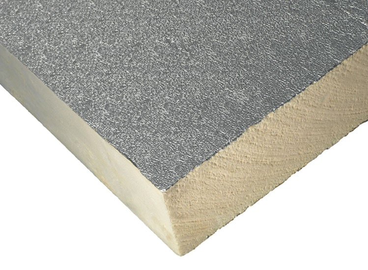 Isolation en rénovation de couverture - Knauf SteelThane® - Batiweb