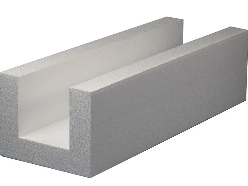Rupteur thermique de refend pour entrevous polystyrène - Knauf Péribreak Poutre