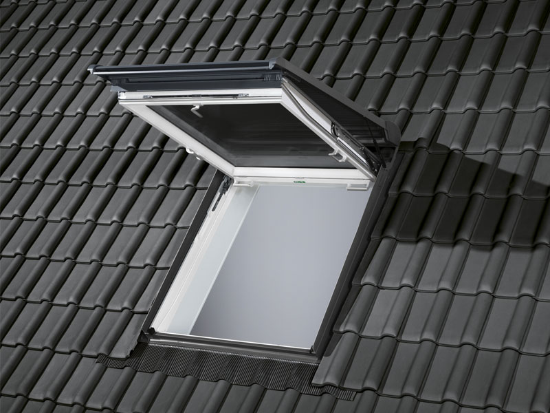 Fenêtre et chassis d'accès au toit