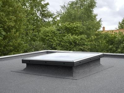 Fenêtre plane toits plats Batiweb