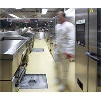 ACO Caniveaux et siphons Eskis HygieneFirst Batiweb
