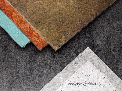 ALUCOBOND® VINTAGE - Panneaux composites Batiweb