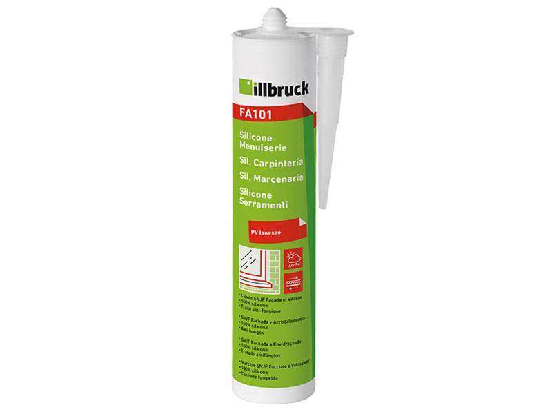 FA101 : Mastic silicone neutre pour menuiserie - Batiweb