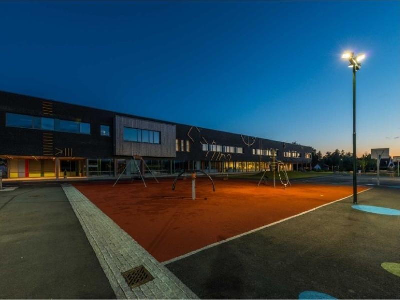 Combial LED - projecteur extérieur LED