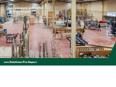 Réseau de fabricants Solution Pro Sapa Batiweb