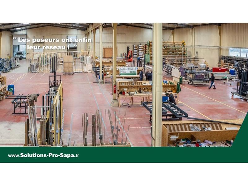 Réseau de fabricants Solution Pro Sapa - Batiweb