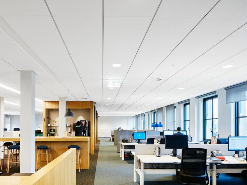 Ecophon Focus™, Un univers de design et de flexibilité - Batiweb