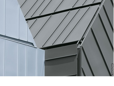 zinc prePATINA Batiweb