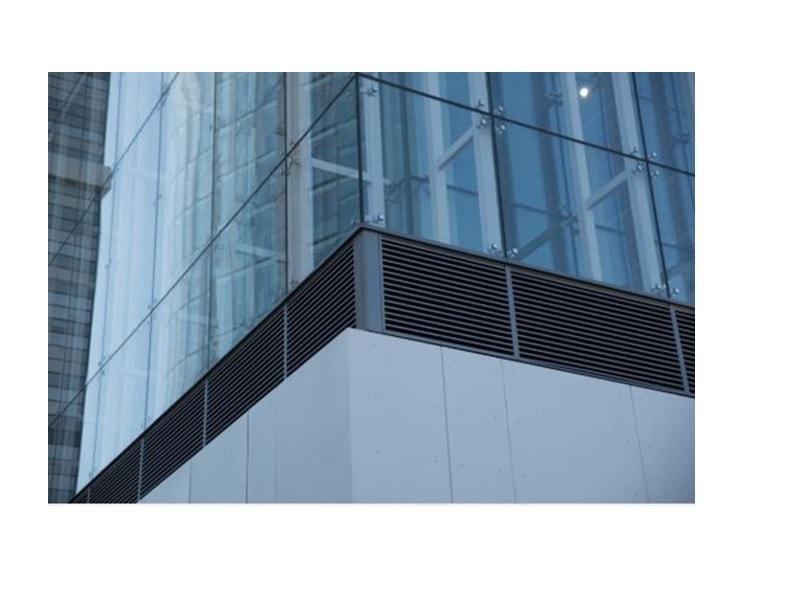Grille de ventilation architecturale - Batiweb