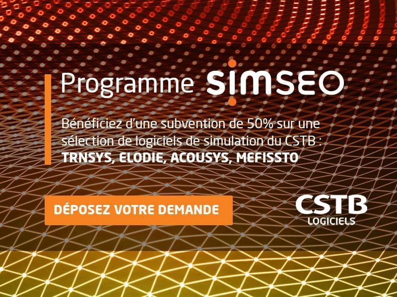 Programme SIMSEO - Batiweb