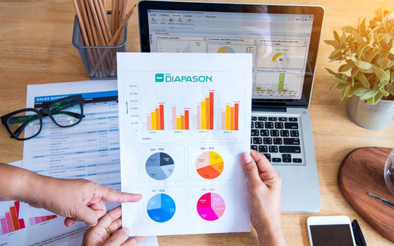 Diapason, ERP pour la menuiserie industrielle - Batiweb