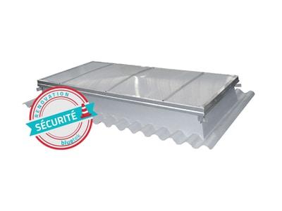 BLUEBAC Pneu Réno, gamme exutoires rénovation toiture sèche Batiweb