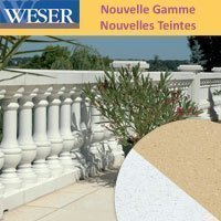 Gamme Balustrade Weser