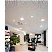 Unity 9, le plafond plâtre qui conjugue esthétique et acoustique