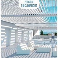Les pergolas bioclimatiques : catalogue 2018