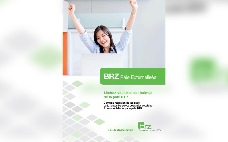 Externalisation de la paie BTP par BRZ - Batiweb