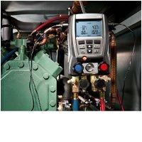 Appareils pour le réglage des installations frigorifique