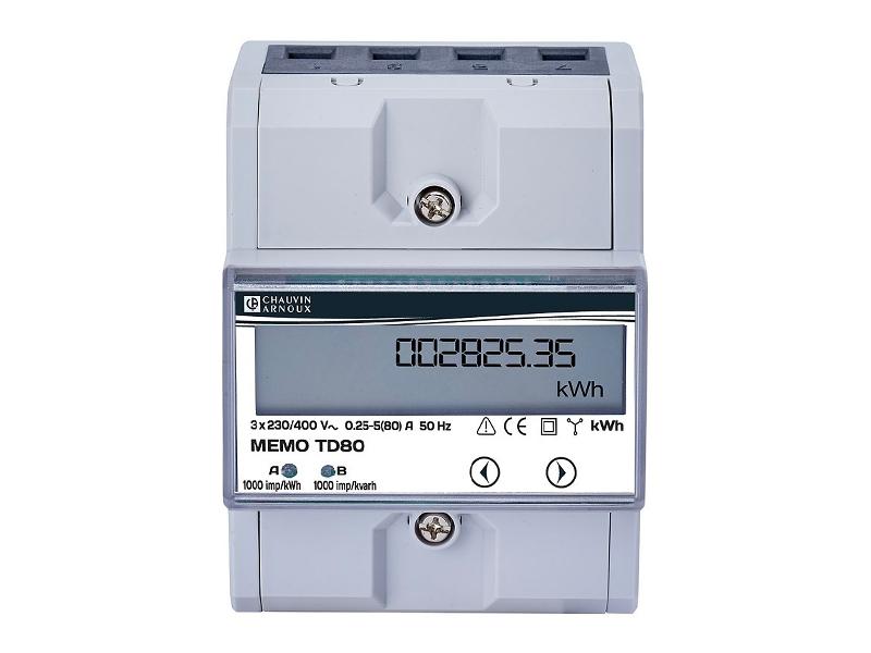 Compteurs d'énergie MEMO MD32/MD65/TD80 - Batiweb