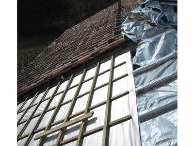 Solution par l'extérieur  Top Toit DUO Batiweb