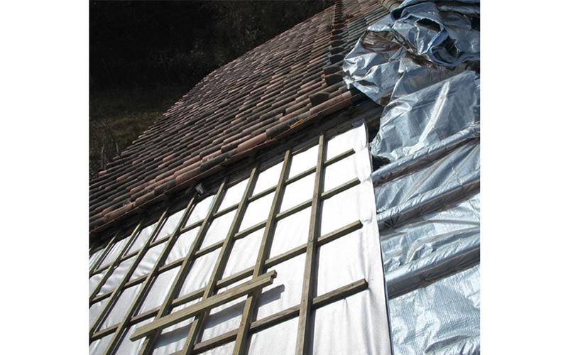 Solution par l'extérieur Top Toit DUO - Batiweb