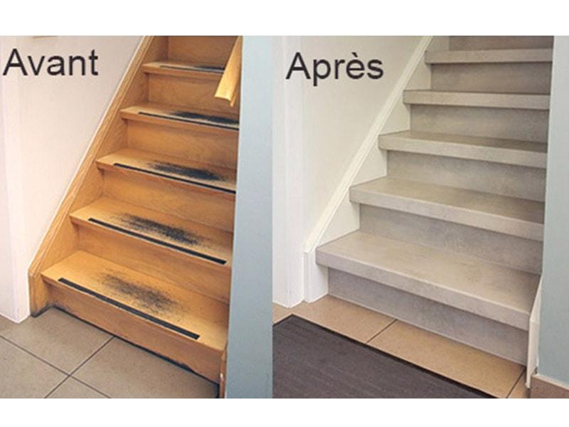 Rénovation d'escaliers « MAËSTRO » - Batiweb