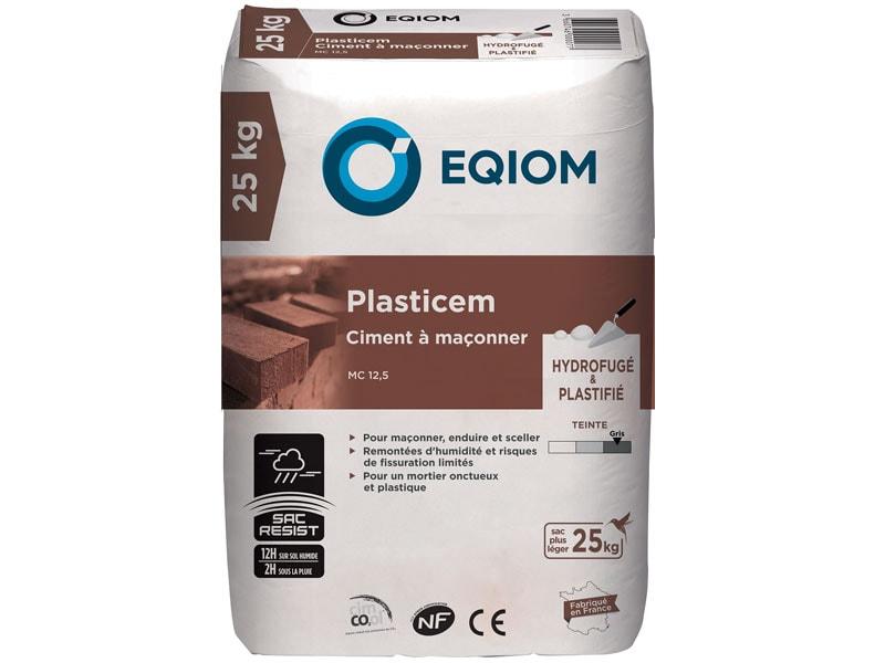 Ciment Plasticem - Batiweb