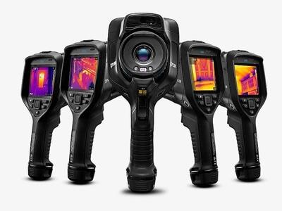 Caméra Flir E53 Batiweb