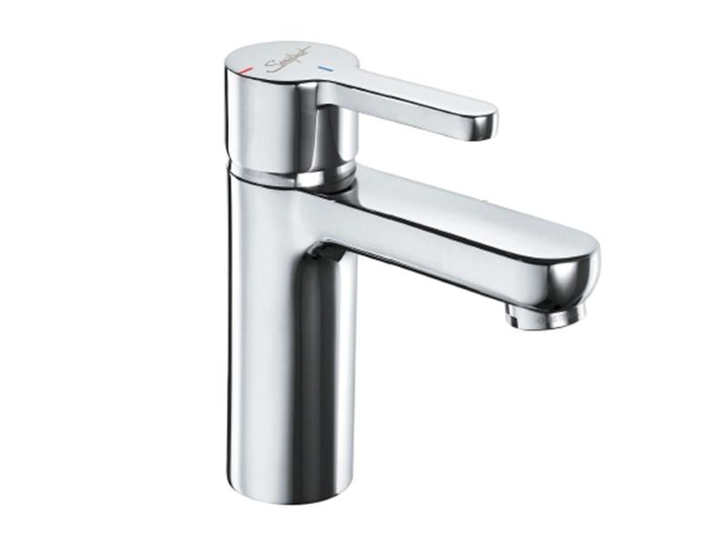 Robinet de lavabo mitigeur monotrou 75616 - Batiweb