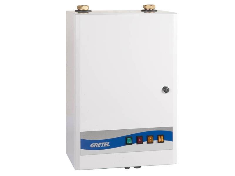 Chaudière électrique murale SCAV/DCSV de 3 à 27 Kw - Batiweb