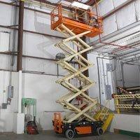 Plateformes à ciseaux diesel