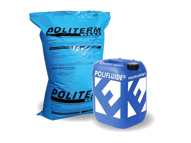 POLIFLUIDE® 900 et 1200, les chapes fluides les plus légères du marché