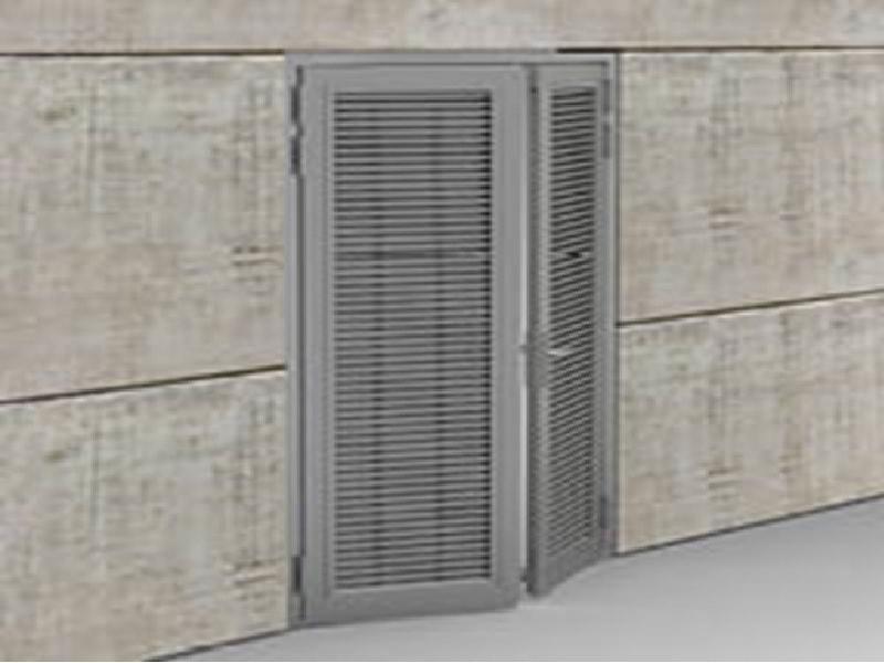 DucoDoor Grille - Ventilation intensive - Batiweb