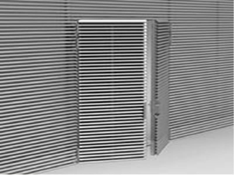 DucoDoor Louvre - Ventilation intensive - Batiweb