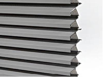 DucoWall Solid - Ventilation intensive ou système de façade architectural Batiweb
