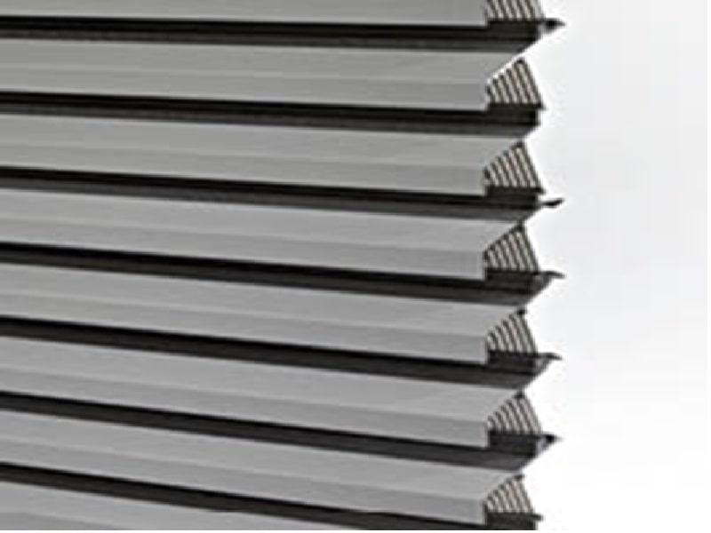 DucoWall Solid - Ventilation intensive ou système de façade architectural - Batiweb