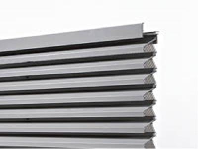 DucoGrille Solid - Ventilation intensive et solide - Grille architecturale Batiweb