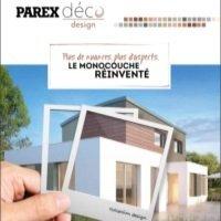 PAREX DÉCO DESIGN, la nouvelle offre de PAREXLANKO