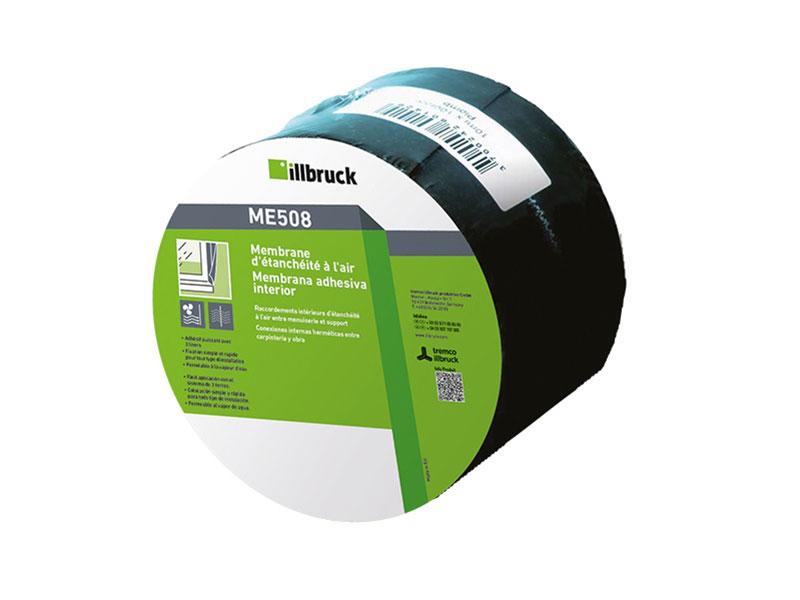 ME508 : Membrane adhésive d'étanchéité à l'air - Batiweb