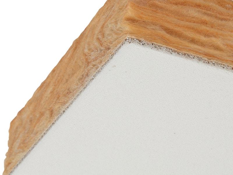 Plafond acoustique lisse Knauf Absolu