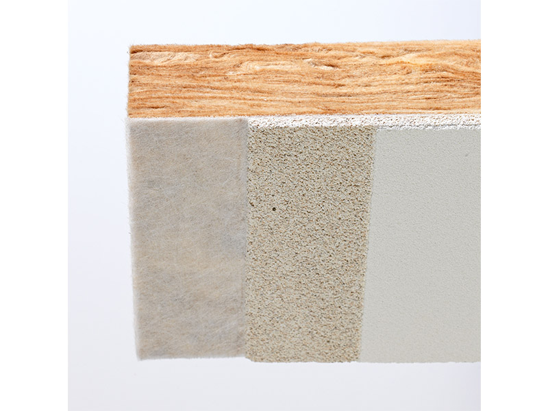 Plafond acoustique lisse Knauf Absolu - Batiweb