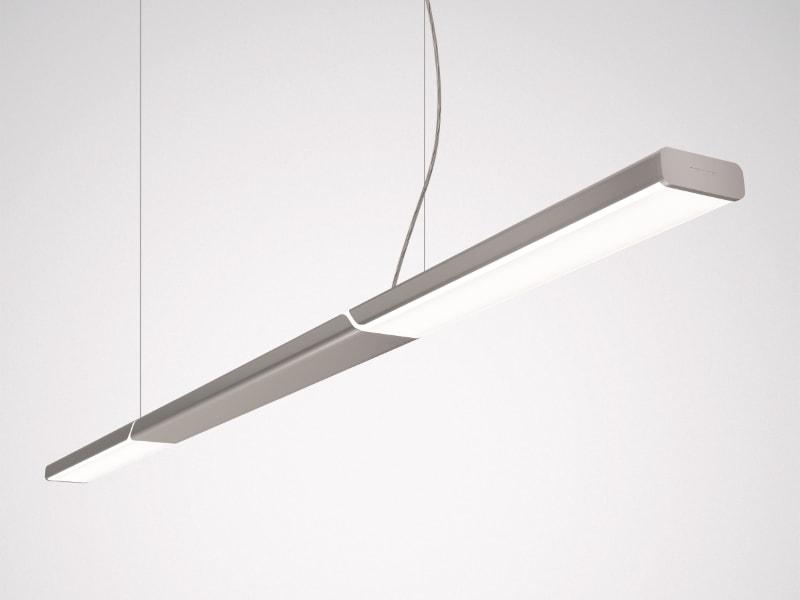 Parelia LED – l'éclairage axial qui met en valeur l'architecture