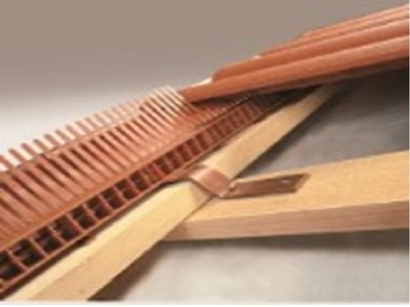 Ventilation basse et protection CLOSOIR PEIGNE - Batiweb