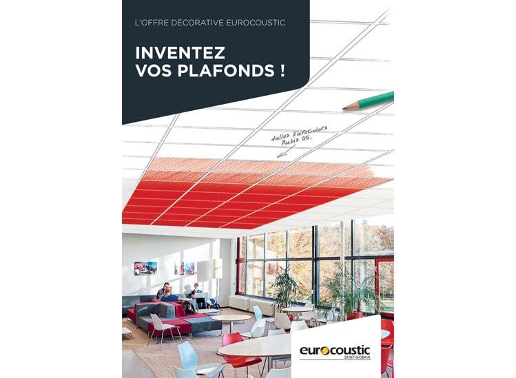 Offre décorative Eurocoustic : inventez vos plafonds !