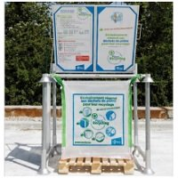 Service « Big Bag », service de collecte des déchets de plâtre