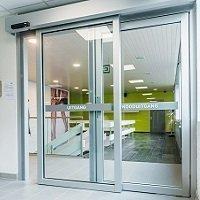 Porte coulissante EI60 DAS Meyvaert Classic SLD Batiweb