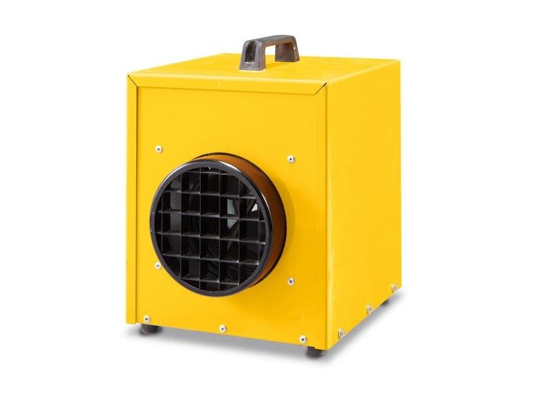 Chauffage soufflant industriel 230 V / 3 kW - 2 500 kcal/h - Batiweb