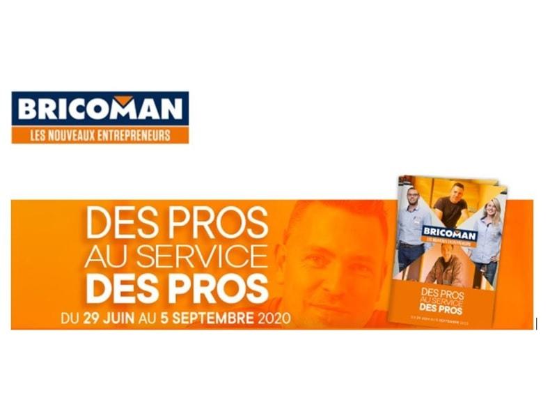 Catalogue Bricoman 2020, tout  pour Construire et Rénover - Batiweb