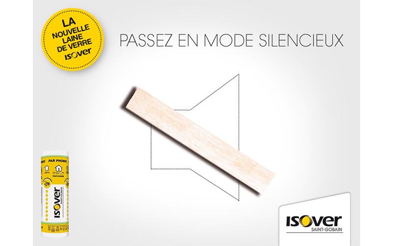 LA nouvelle laine ISOVER PAR PHONIC ! - Batiweb