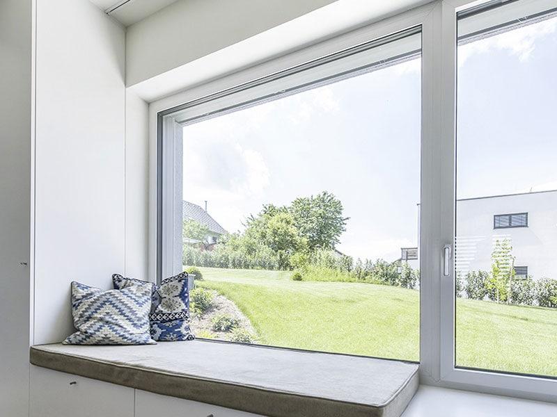 Fenêtres Alu / PVC avec la technologie I-Tec Vitrage de collage - Batiweb